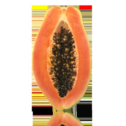 Papaya Extra (1/2 Unidad)