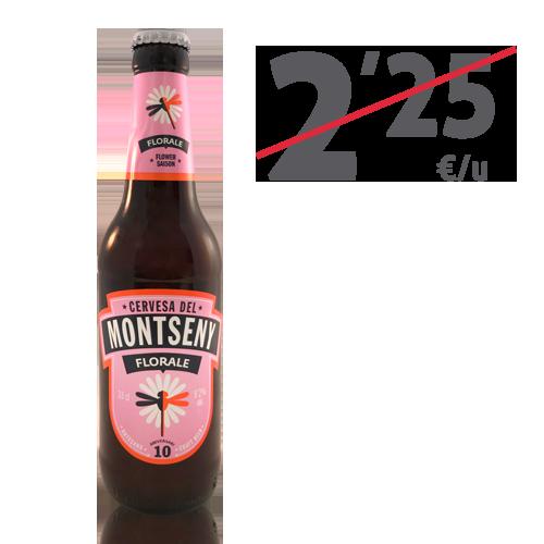 Cerveza Florale (33cl) Montseny