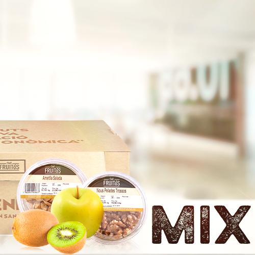Caixa empresa MIX