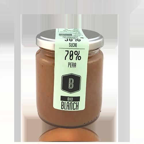 Mermelada Pera Bio (300g) Blanch