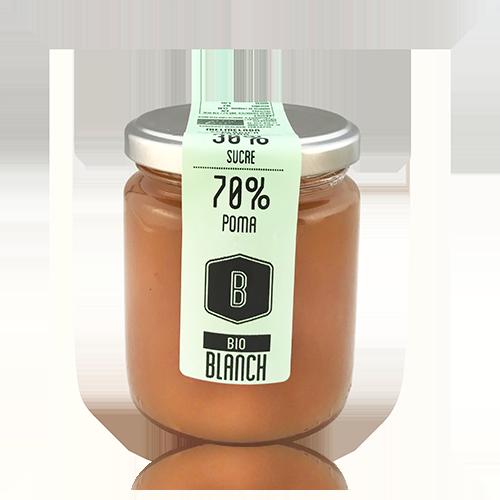 Melmelada Poma Bio (300 g) Blanch