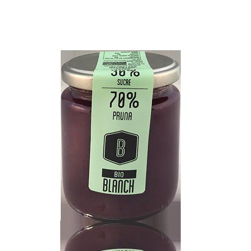 Melmelada Pruna Bio (300 g) Blanch
