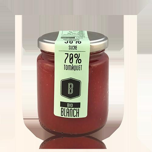 Melmelada Tomàquet Bio (300 g) Blanch