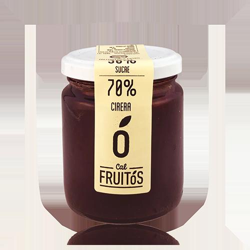 Mermelada Cereza extra (300 g) Cal Fruitós
