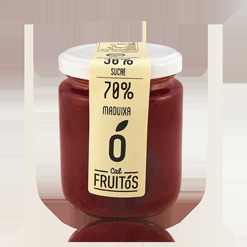 Melmelada Maduixa extra (300 g) Cal Fruitós