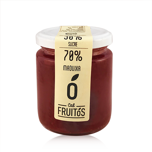 Mermelada Fresa extra (300 g) Cal Fruitós