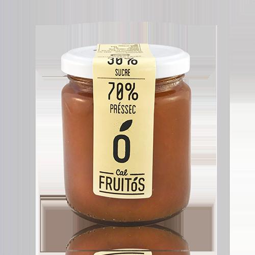 Mermelada Melocotón extra (300 g) Cal Fruitós