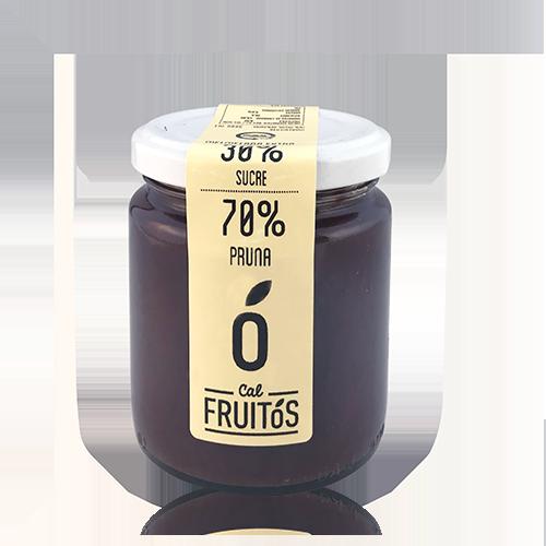Mermelada Ciruela extra (300g) Cal Fruitós