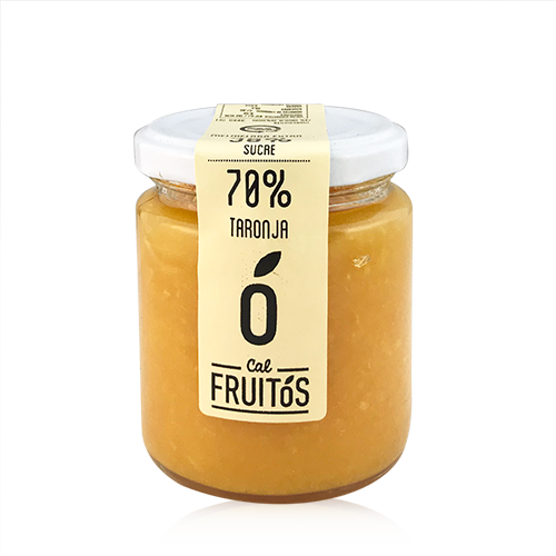 Mermelada Naranja extra (300 g) Cal Fruitós