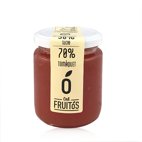 Mermelada Tomate extra (300g) Cal Fruitós