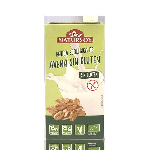 Bebida de Avena s/gluten (1L) Natursoy