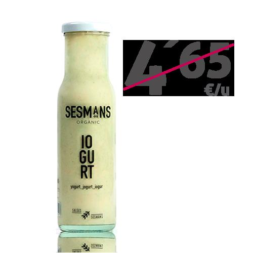 Salsa Yogur (240g) Sesmans