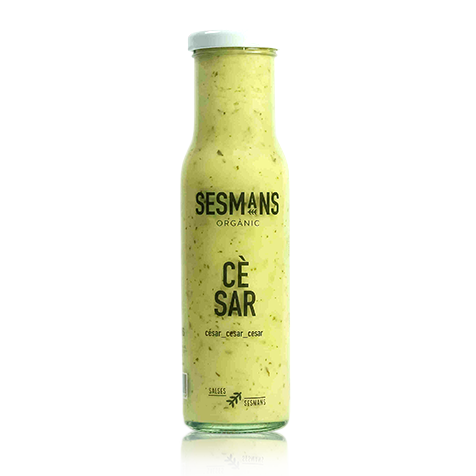 Salsa Cèsar (240g) Sesmans