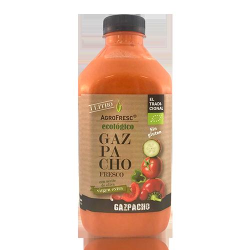 Gazpacho Fresco bio (1 l) Agrofresc