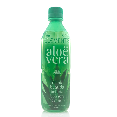 Zumo Aloe Vera ( 0,5l) The Elements