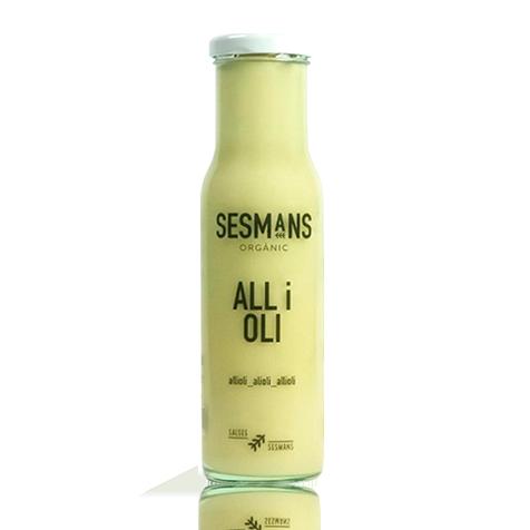 Salsa Allioli (240 g) Sesmans