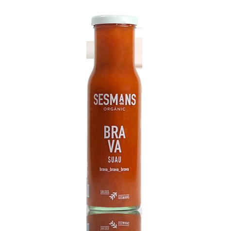 Salsa Brava (240g) Sesmans