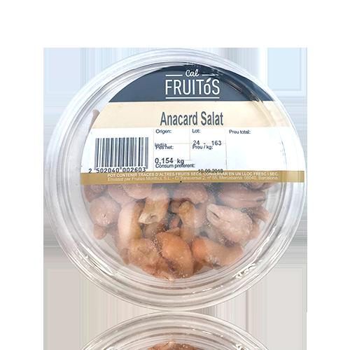 Anacardo Salado (160 g)
