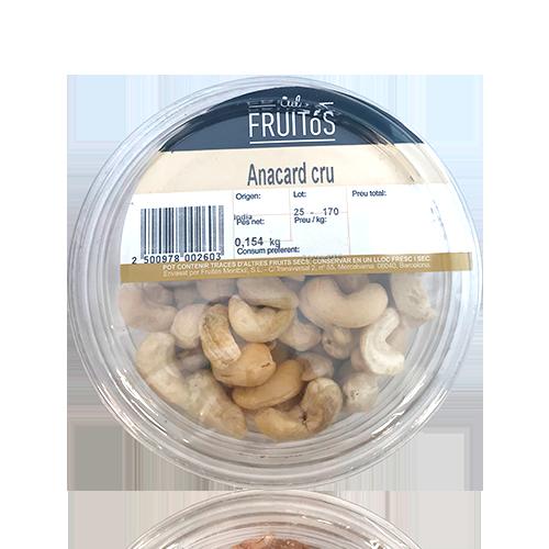 Anacardo Crudo (160 g)