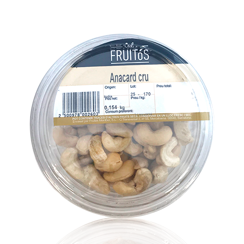 Anacard Cru (150 g)
