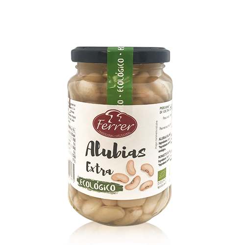 Mongetes blanques Extra (345 g) Ferrer