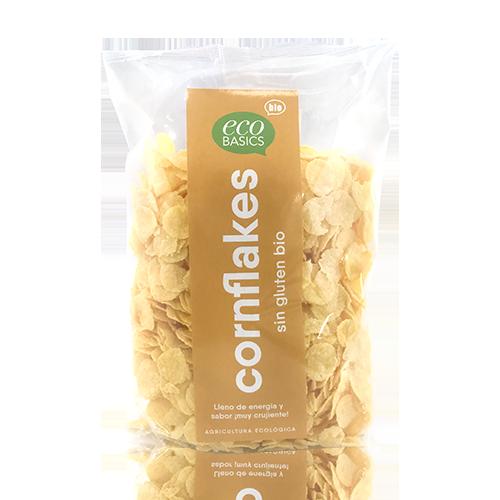 Corn Flakes s/gluten (200 g) Ecobasics