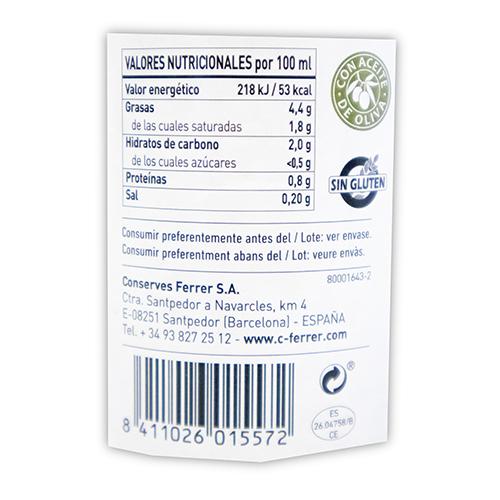 Crema Boletus (485 ml) Ferrer