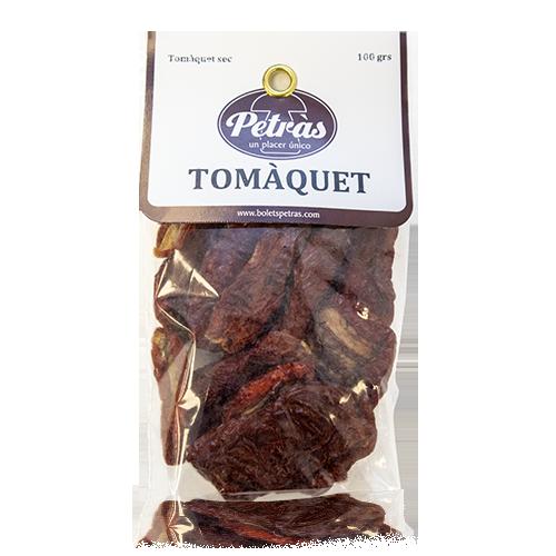 Tomàquet sec (100 g) Petràs