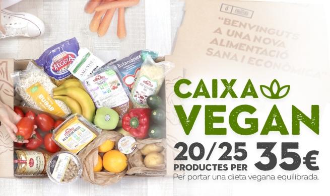 3. Caixa Vegan
