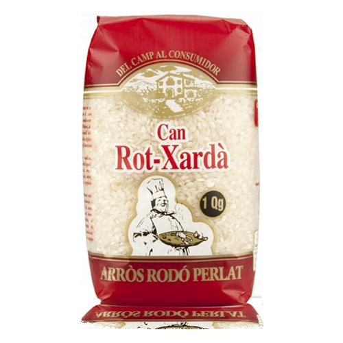 Arroz Redondo Perlado (1 kg) Can Rot-Xardà