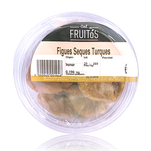 Figues Seques Turques (200 g)