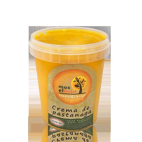 Crema de Pastanaga (0.5 l) Mas el Guiu