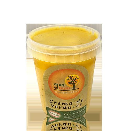 Crema de Verduras (0.5 l) Mas el Guiu
