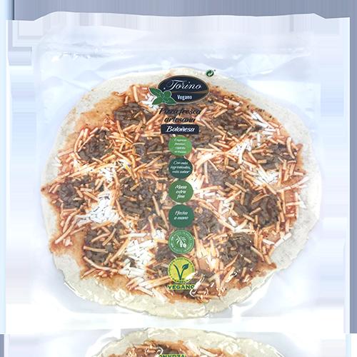Pizza Vegana Boloñesa Torino (400g)