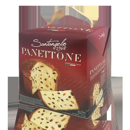 Panettone clàssic (500g) Santangelo