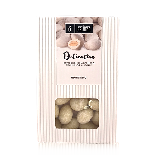 Delicatias de iogurt(80g) Cal Fruitós