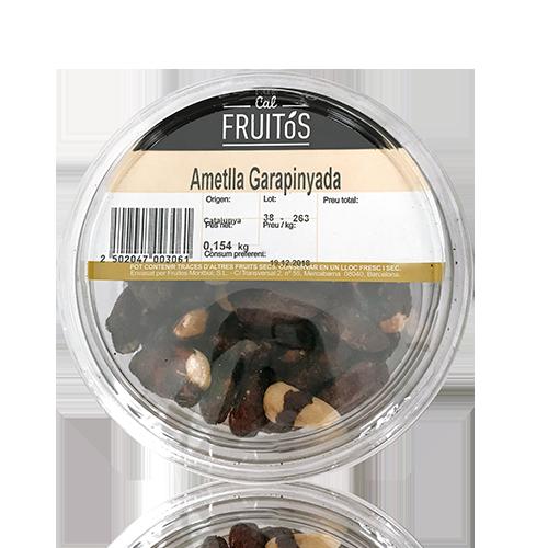 Ametlla garrapinyada (150 g)