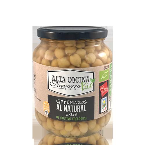 Cigrons (660g) Alta Cocina Navarra