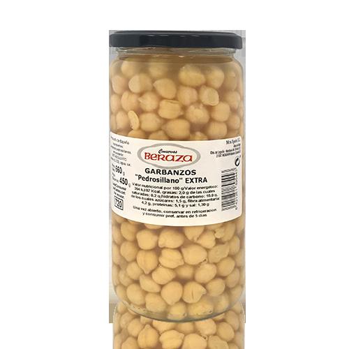 Garbanzos Extra (660 g) Beraza