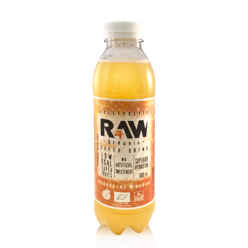 Raw Organic Mandarina Mango (500 ml)