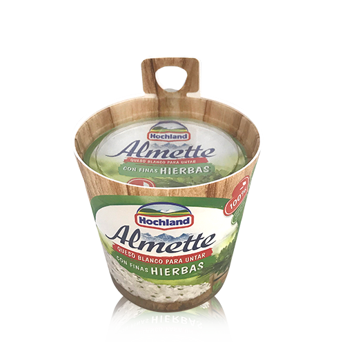 Formatge per Untar amb Fines Herbes (150g) Hochland