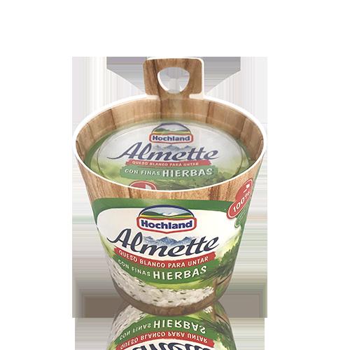 Queso para Untar con Finas Hierbas (150 g) Hochland