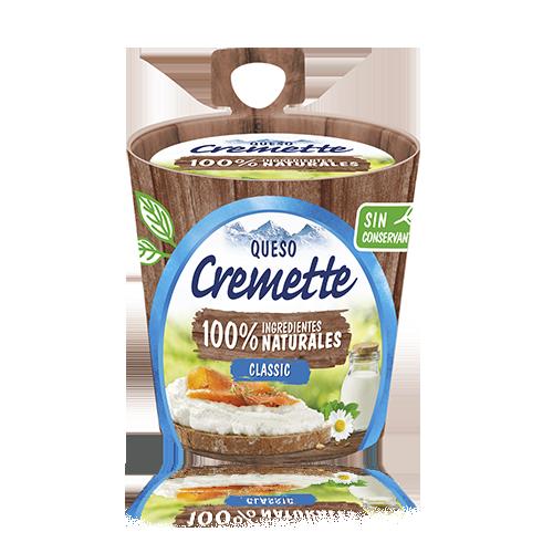 Queso para Untar Natural  (150g) Cremette Premium Hochland