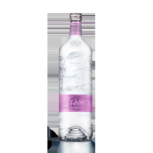 Aigua amb Gas Ampolla de Vidre reciclat (0.75 l) Sant Aniol