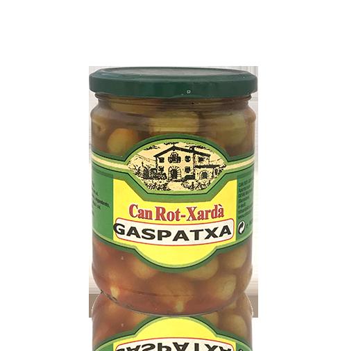 Aceituna Gaspatxa (445 g) Can Rot-Xardà
