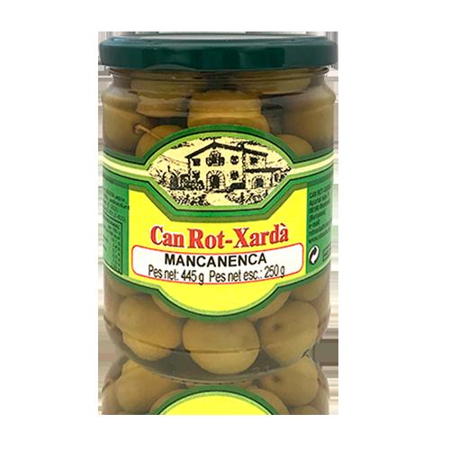 Olives Mançanenca (445 g) Can Rot-Xardà