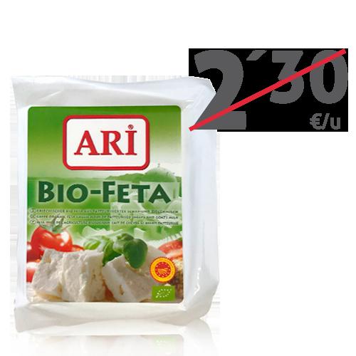 Formatge Fetta (150g) Ari