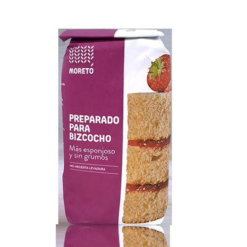 Preparat de Farina per Pa de Pessic (1 kg) Moretó