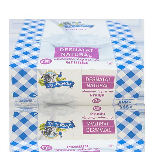 Iogurt Desnatat (125 g x4) La Fageda