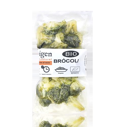 Brócoli Cocido Bio Origen (250g)